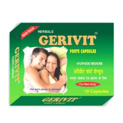 Premature Ejaculation Buy Gerivit Forte Capsule (Pack of 3)