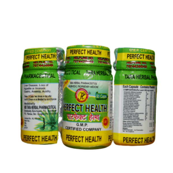 weight gainer perfect health capsule