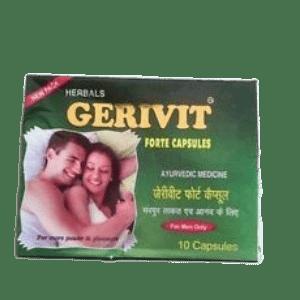 GERIVIT FORTE CAPSULES