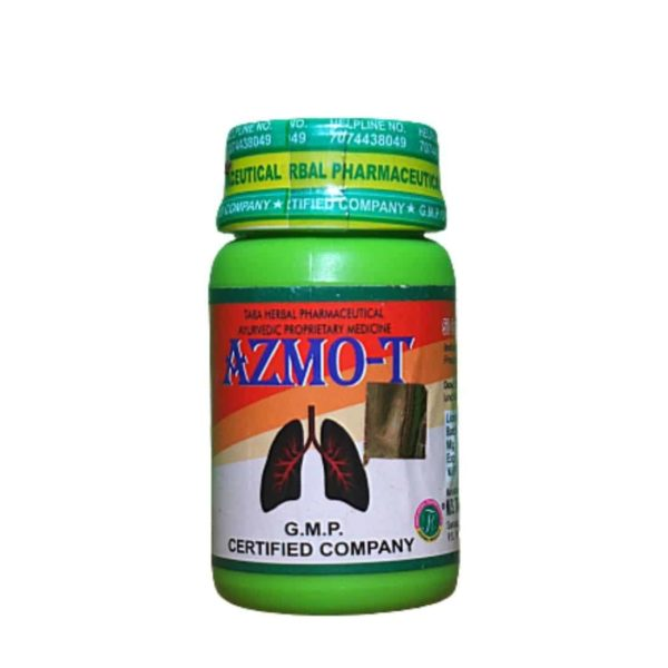 BUY AZMO-T Capsule for Asthma (Pack of 3)