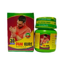 BUY PANI KURE Capsule For arthritis (Pack of 3)