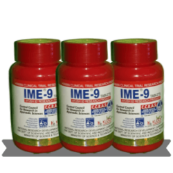 BUY KUDOS IME-9 AYURVEDIC TABLETS FOR DIABETICE PACK OF-3 CHEAPEST PRICE