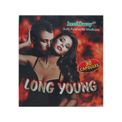 Biswas Long Young Capsule (Combo Pack)