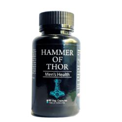 Ayurvedic Original Hammer of Thor Capsule Online For Mens Health