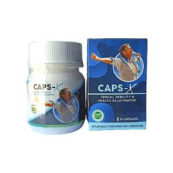 Ayurvedic CAPS-X 15 Capsule (Pack of 3)