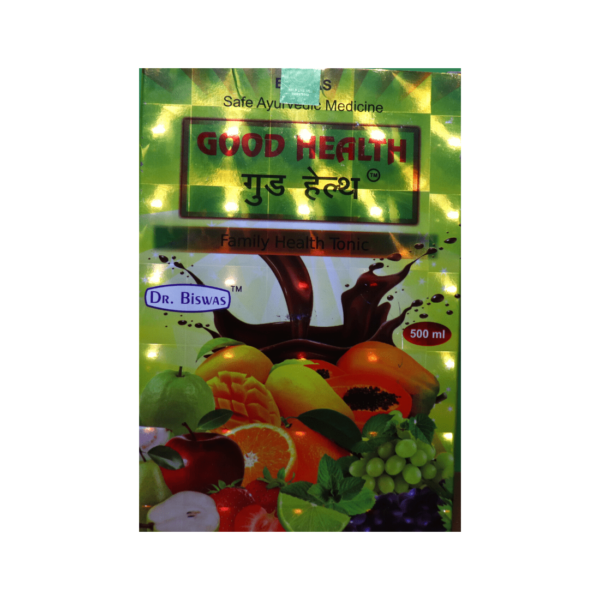 Buy Dr. Biswas Good Health Syrup for Family Health Tonic