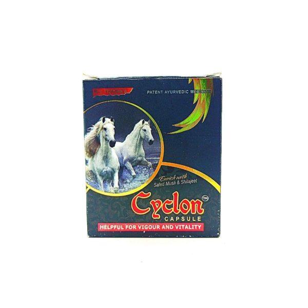 CYCLON CAPSULE