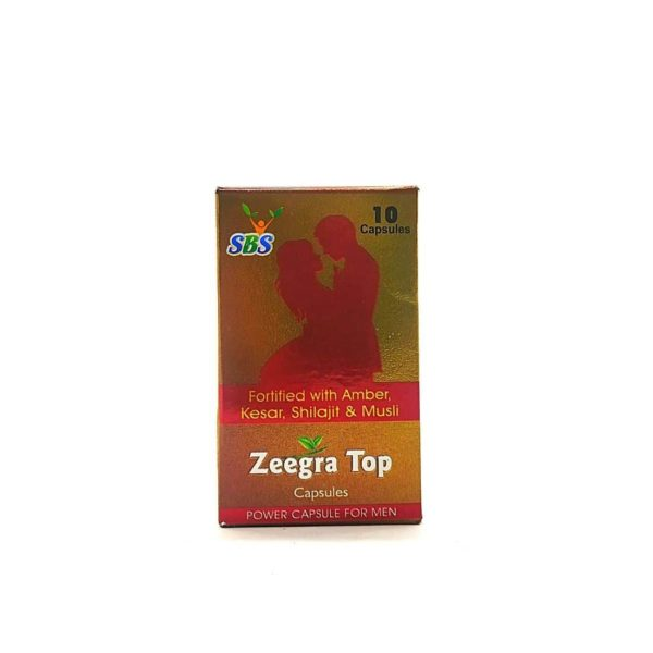 Zeegra Top Capsule
