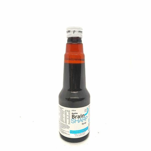 Brain Sharp Syrup