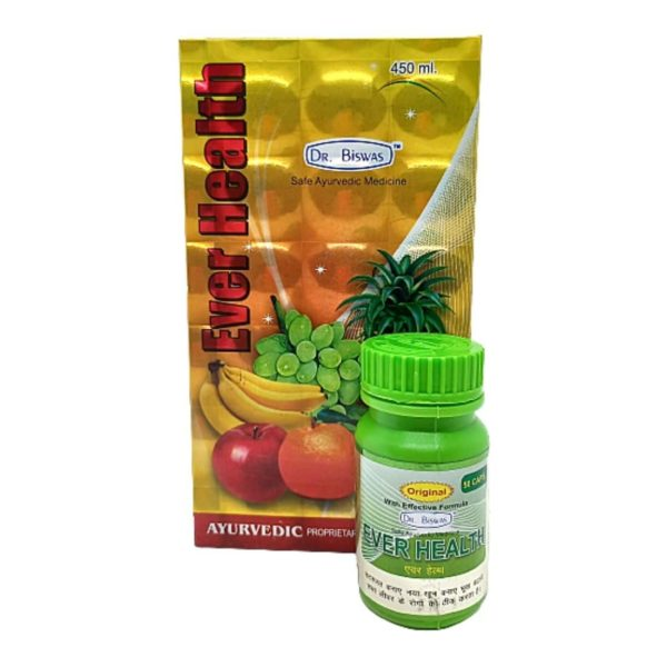 Buy Now Weight Loss Ever Health Capsule & Syrup (Combo Pack)