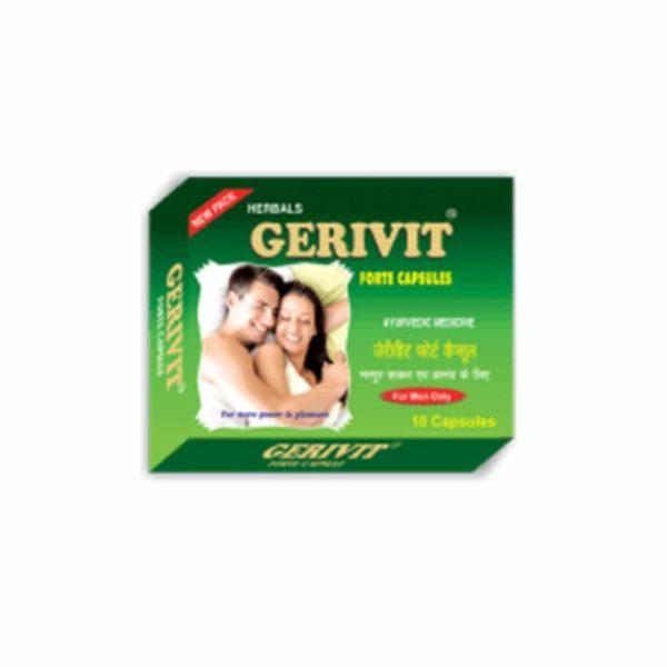 Gerivit Forte Capsule